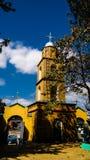 Церковь Medhane Alem, jugol Harar, Эфиопия Стоковое фото RF