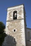 Церковь Menerbes, Провансаль; Франция стоковые фото