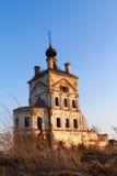 церковь michael archangel Стоковые Изображения