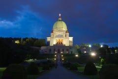 церковь montreal Стоковые Фотографии RF