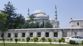 Церковь Mouslim от Stanbul стоковые фото