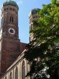 церковь munich Стоковые Изображения RF