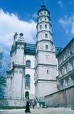 Церковь Neresheim аббатства Стоковое фото RF