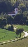 Церковь Neukirchen Стоковое Изображение RF