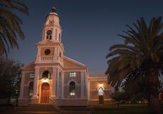 Церковь NG, Ньютон Стоковая Фотография