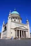 Церковь Nikolai в Потсдаме, Германии - 17 04 2016 Стоковые Фотографии RF