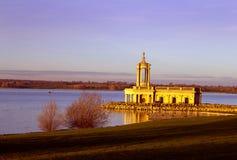 Церковь Normanton Стоковое Изображение RF