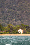 Церковь Nossa Senhora da Conceicao Paraty-Mirim - Paraty Стоковые Изображения