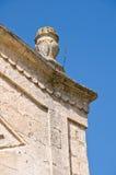 Церковь Nuova добродетеля della St Марии Matera Базиликата Италия Стоковое Фото