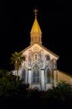 Церковь Oura, Нагасаки Япония Стоковые Фото