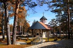 Церковь Panteleimon Святого Стоковое Фото