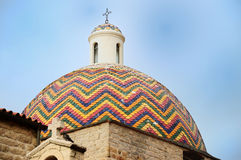 церковь paolo s san Стоковые Фото