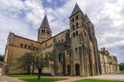 Церковь Paray Le Monial Стоковая Фотография