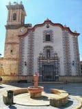 Церковь Petres стоковая фотография rf