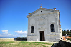 Церковь Piran Стоковая Фотография
