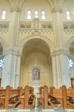 Церковь Pues стоковая фотография rf
