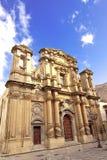 Церковь Purgatorio Стоковые Изображения RF