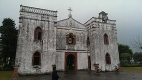 Церковь rankin Тайваня pingtung стоковое изображение rf