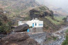 Церковь Ribeira Prata Стоковое Изображение