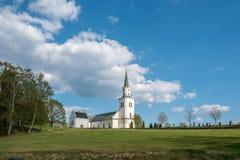 Церковь Risinge, Швеция Стоковое Фото