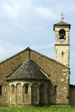 Церковь Romanesque Стоковая Фотография RF