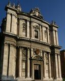 церковь rome Стоковые Фото