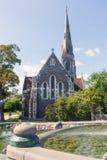 Церковь ` s St Alban, Копенгаген, Дания стоковые фото
