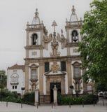 Церковь ` s St Peter - Vila реальный - Португалия Стоковое Изображение RF