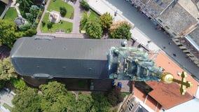 Церковь Saborna стоковые изображения