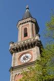 церковь salzburg christ стоковое фото rf