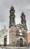 Церковь San Cristobal - Пуэбла, Мексика Стоковые Фотографии RF