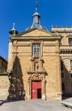 Церковь San Sebastian в центре Саламанки Стоковые Изображения RF