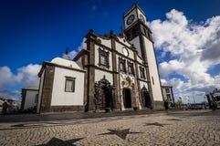 церковь san sebastian Стоковое Изображение RF