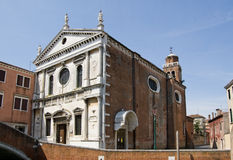 церковь san sebastiano venice Стоковые Фотографии RF
