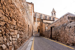 Церковь Sant Andreu Стоковые Фото