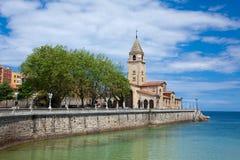 церковь santa catalina стоковое фото rf