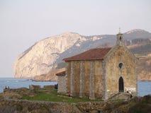 церковь santa catalina стоковая фотография
