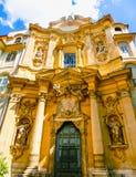 Церковь Santa Maria Maddalena, Рим стоковое изображение rf