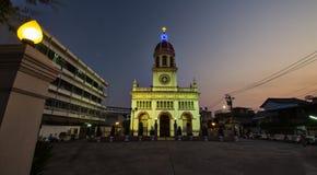 Церковь Santacruise Стоковая Фотография