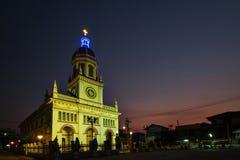 Церковь Santacruise Стоковые Фото