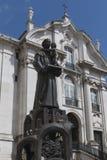 Церковь Santo Антонио lisbon Стоковое Изображение RF