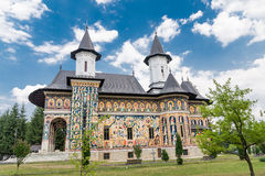 Церковь Sf Ioan Iacob Hozevitul стоковое изображение