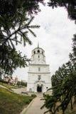Церковь Spasskaya, Иркутск, Сибирь, Россия Стоковая Фотография