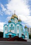 Церковь St Владимира, Харьков Стоковое Изображение RF