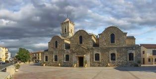 Церковь St Лазаря в Ларнаке (Кипр) стоковое фото rf