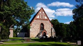 Церковь St Лоренса стоковое фото rf
