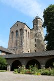 Церковь St. Марии im Kapitol, Кёльн, Германия Стоковое Фото
