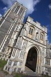 Церковь St Эдмунда, Southwold, суффолька, Англии Стоковые Фотографии RF