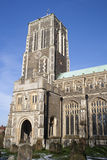 Церковь St Эдмунда, Southwold, суффолька, Англии Стоковая Фотография RF