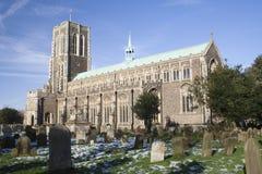 Церковь St Эдмунда, Southwold, суффолька, Англии Стоковое Фото